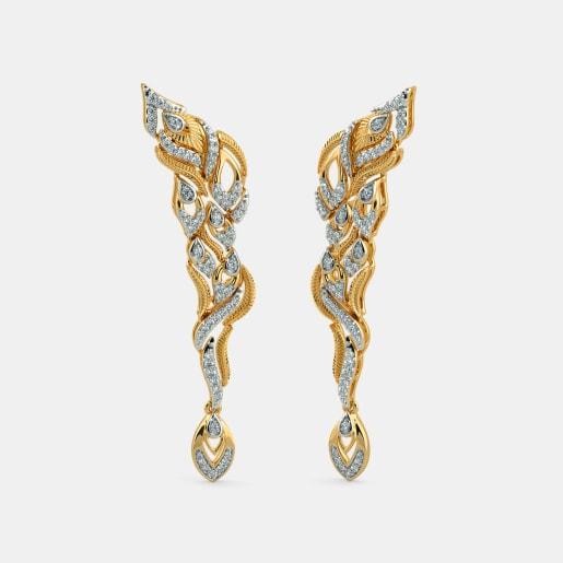 The Nyura Drop Earrings
