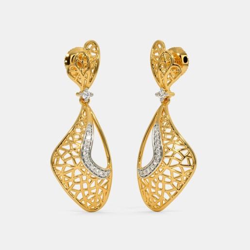 The Mahima Drop Earrings