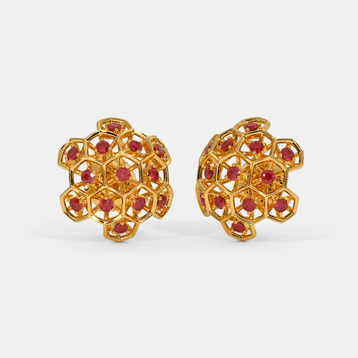 The Rudri Stud Earrings