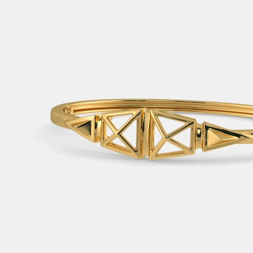 The Careen Axis Bangle