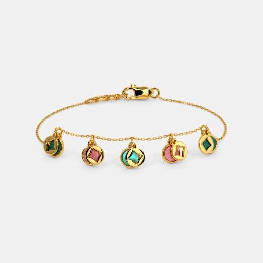 The Avisa Charm Bracelet