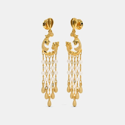 The Jade Drop Earrings