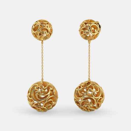 The Heeranya Drop Earrings