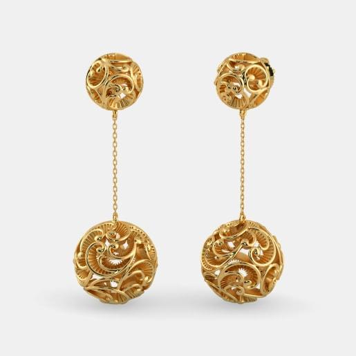 The Heeranya Drop Earrings