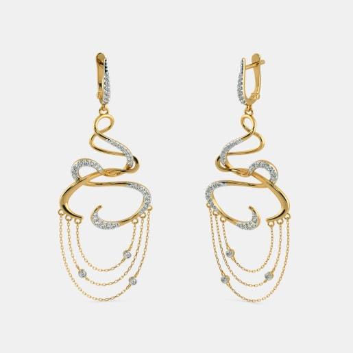 The Jaleo Drop Earrings