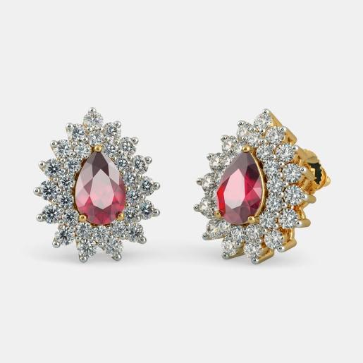 The Suneha Stud Earrings