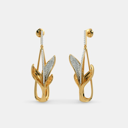 The Duvessa Drop Earrings