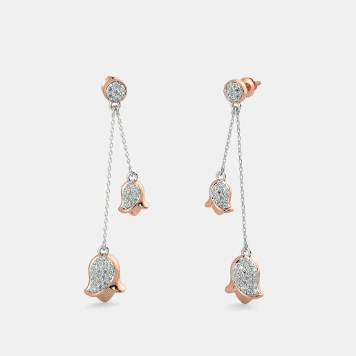 The Pleasant Tulip Drop Earrings