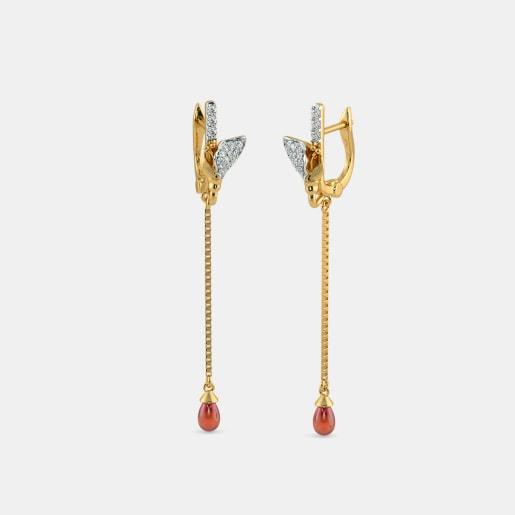 The Plomien Drop Earrings