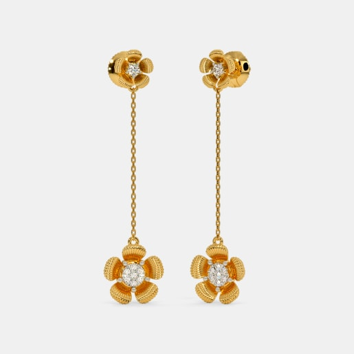 The Azalea Drop Earrings