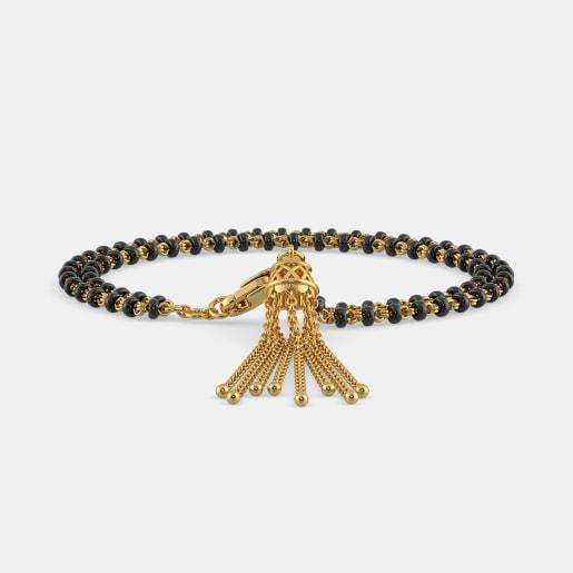 The Kahini Mangalsutra Bracelet