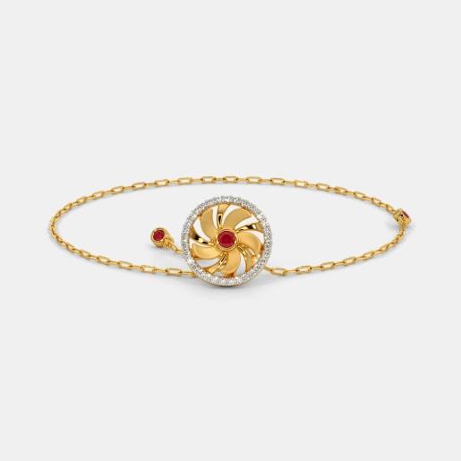 The Sparkly Bracelet