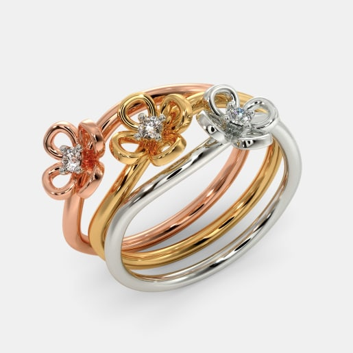 The Tiphara Stackable Ring