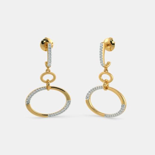 The Ovale Drop Earrings
