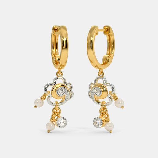The Isad Hoop Earrings