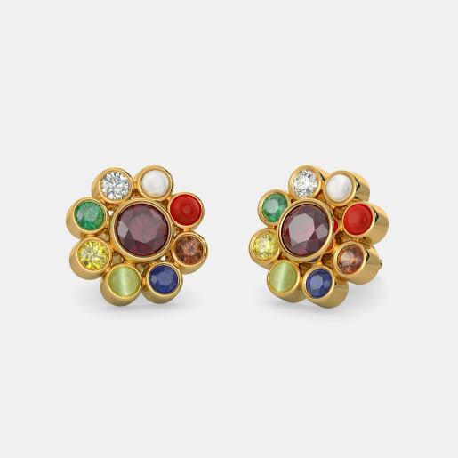 The Rajkanya Earrings
