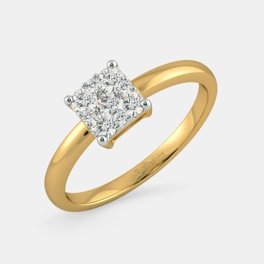 The Meliora Composite Diamond Ring