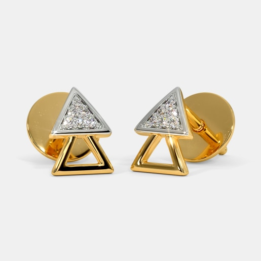 The Viya Stud Earrings For Kids
