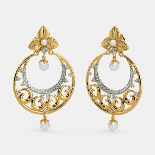 The Mumtaz Chand Bali Earrings