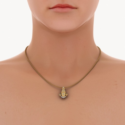 The Divine Balaji Pendant
