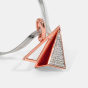 The Paper Plane Pendant For Kids